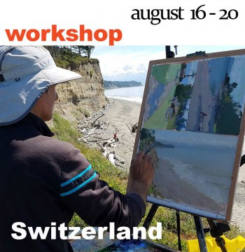 Workshop in Switzerland. August 2017